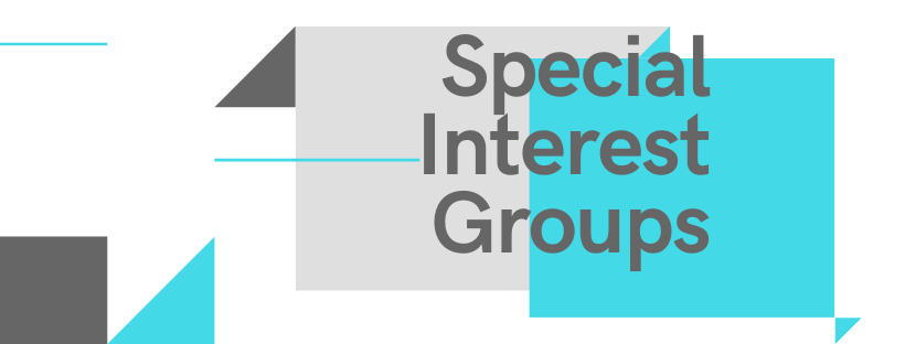 Special Interest Group Newsletters